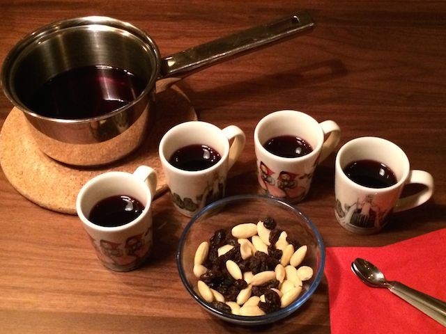 Time for glögg