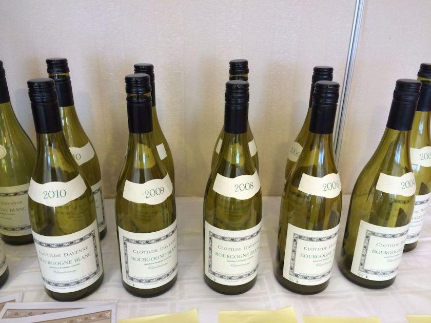 Bourgogne Blanc, Clotilde Davenne