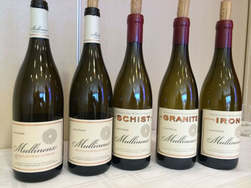 Mullineux wines