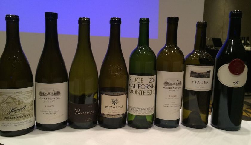 Go West - Stockholm tasting of California Wines