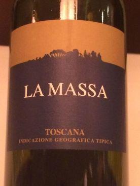 La Massa, IGT Tuscany