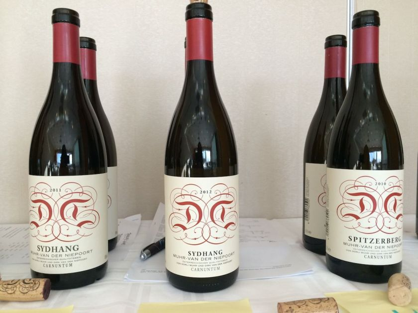 Muhr-van der Niepoort wines