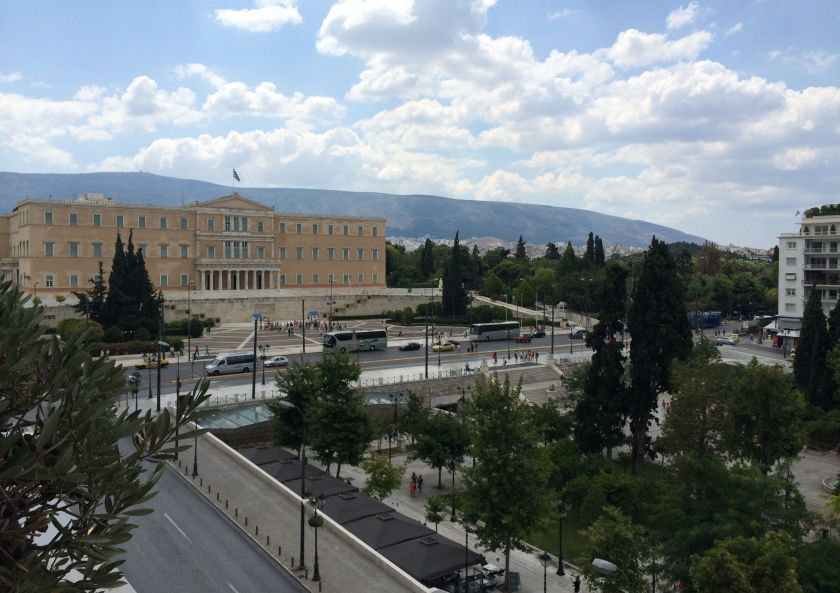 Athens - Syntagma Square