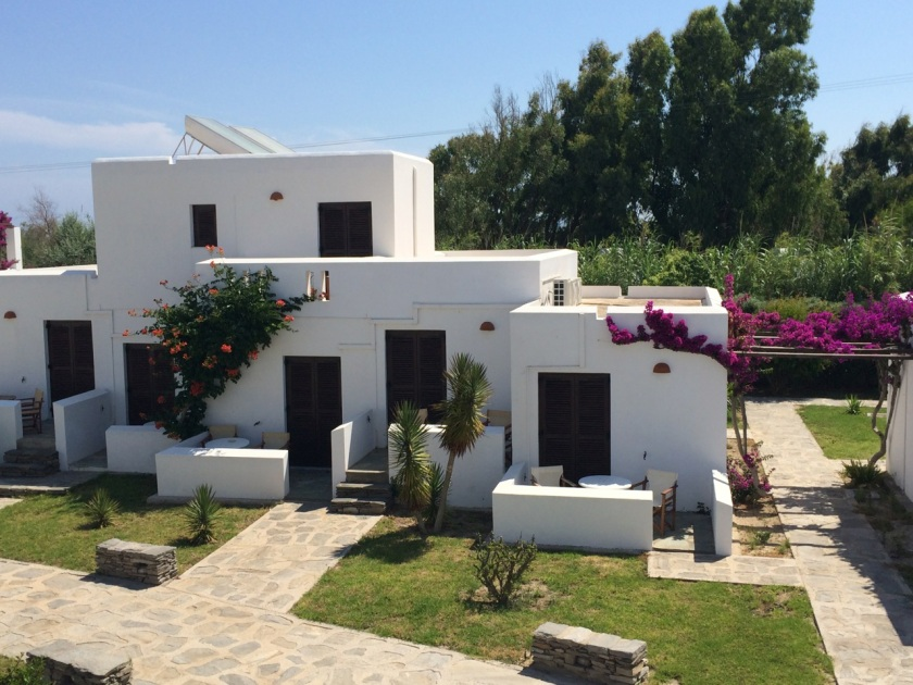 Hotel Kouros, Kolymbithres, Paros