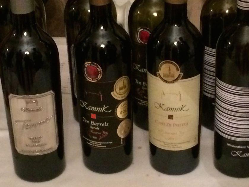Kamnik Winery, Republic of Macedonia