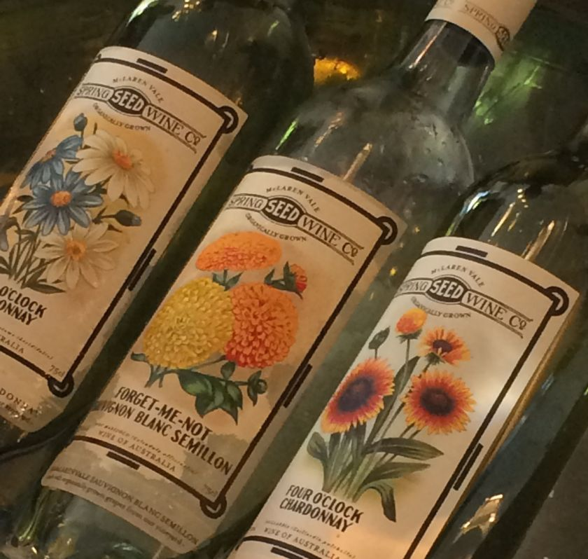 Spring Seed Wine Co, McLaren Vale, South Australia