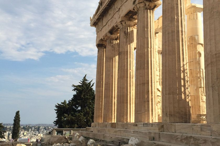 The Parthenon, Acropolis, Athens