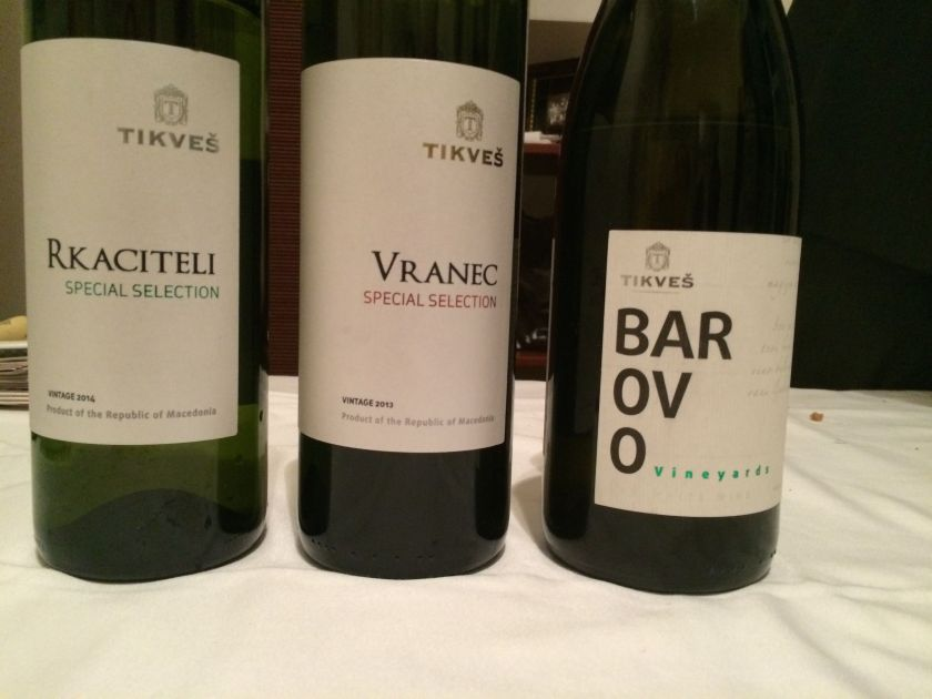 Tikves Winery, Republic of Macedonia