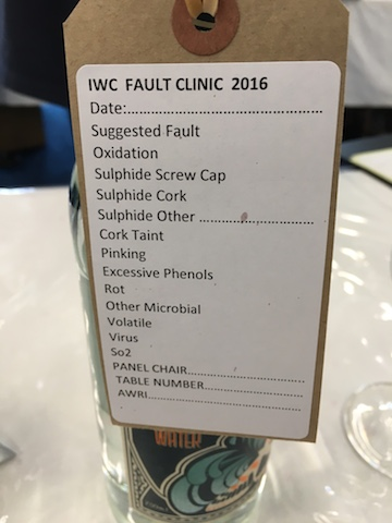 IWC_fault_clinic