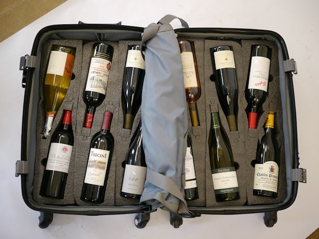 Winesuitcase