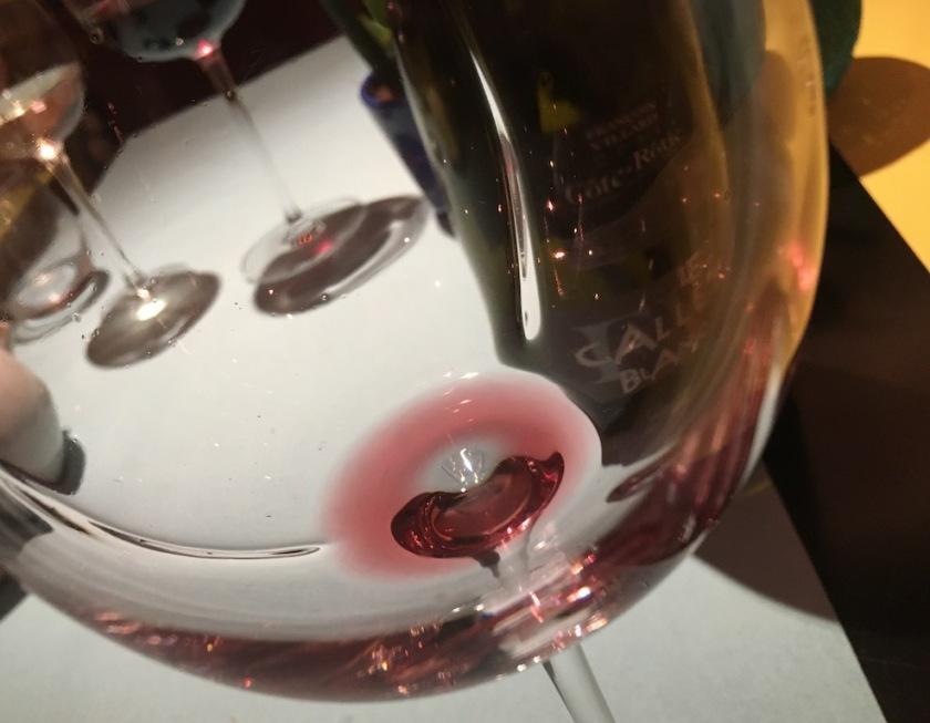 Wine's downfall